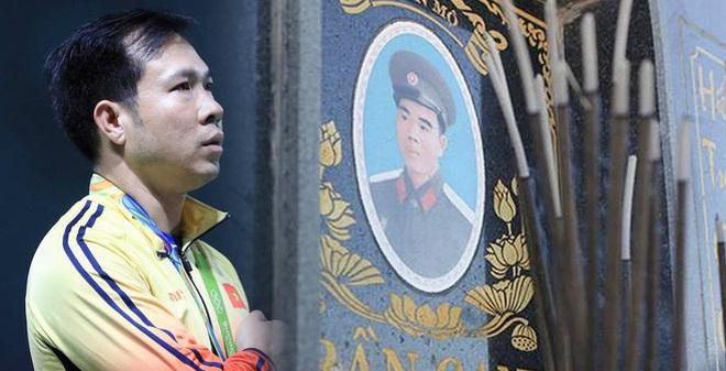 Người hùng Hoàng Xuân Vinh tri ân huyền thoại Trần Oanh