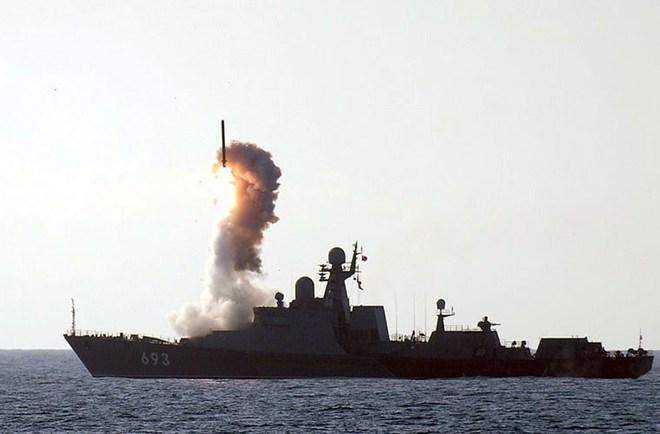 Trang bị Klub, Gepard vẫn chưa phải chiến hạm mạnh nhất Việt Nam - Ảnh 1.
