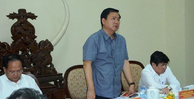 Ông Đinh La Thăng: Xử nghiêm người làm chính quyền mất uy tín