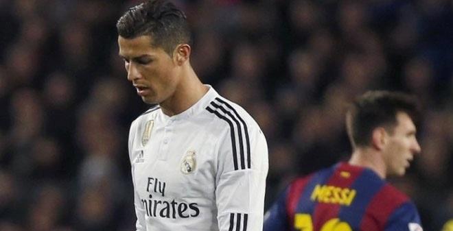 Messi bất ngờ dính vào chuyện yêu của Ronaldo