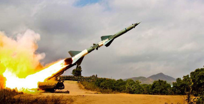 Khai mạc Diễn tập chiến thuật Kíp chiến đấu phân đội hỏa lực Tên lửa phòng không S-75M3