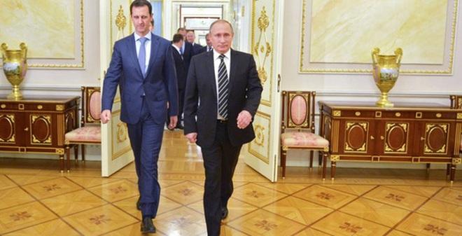 Ông Putin: Cho ông Assad tị nạn dễ hơn Snowden