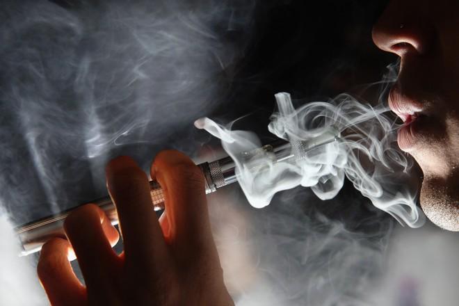 thuốc lá điện tử tác hại