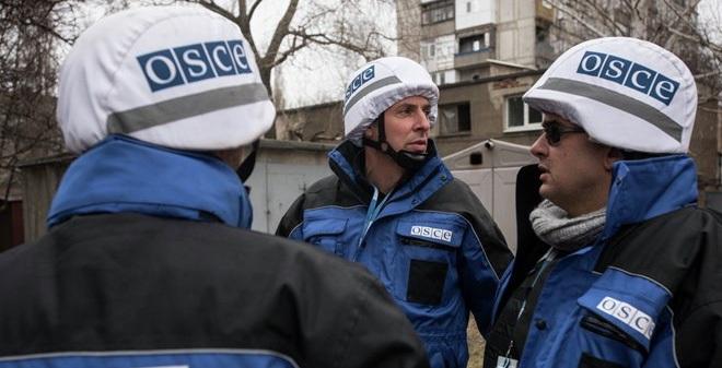 Nga phản đối thành lập phái bộ vũ trang OSCE tại Ukraine