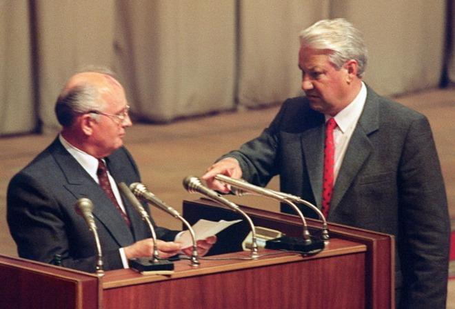 25 năm Liên Xô tan rã: Từ thảm kịch đến hoài niệm - Ảnh 2.