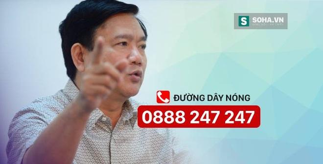 Số 0888.247.247 của Bí thư Đinh La Thăng là số điện thoại di động