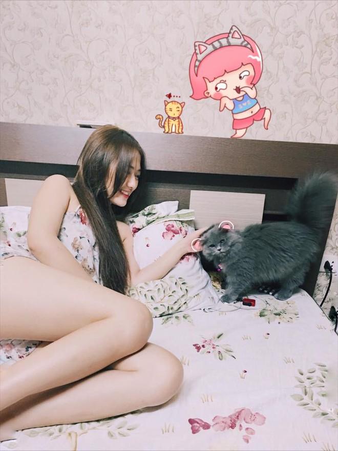Đời thường sexy của cô nàng Thảo Mai 5S online - Ảnh 11.