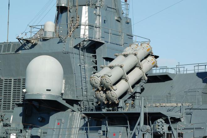 Tìm hiểu tàu chiến Nga vừa chạm trán khu trục hạm Mỹ trên biển - Ảnh 4.