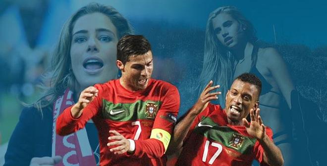 """Ronaldo và bí mật """"sợ đàn ông cả tuần"""" cùng Nani"""
