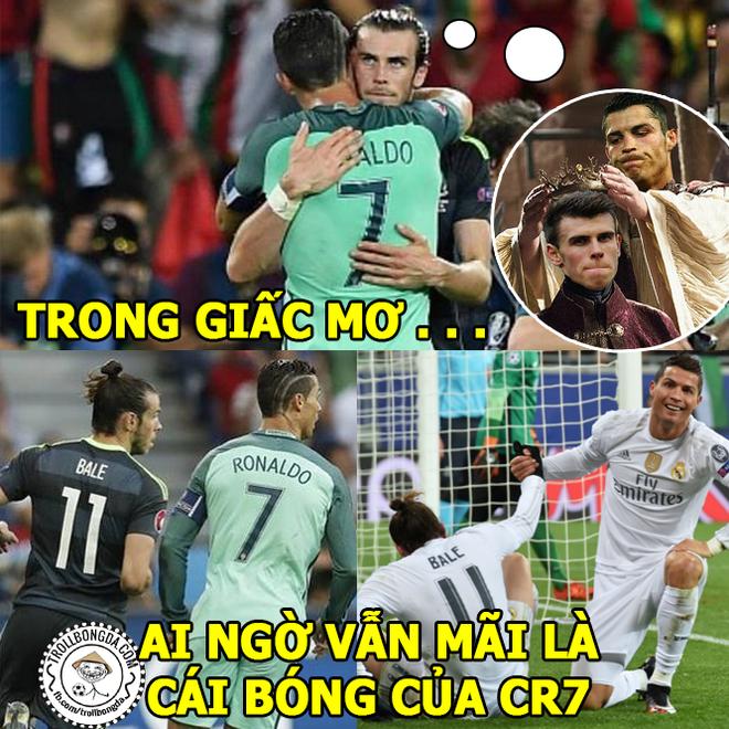 Ảnh chế: Ronaldo hí hửng vào trại giam thăm Messi - Ảnh 2.