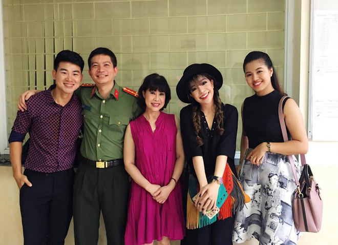 Minh Chuyên tái xuất showbiz bằng album mới - Ảnh 3.
