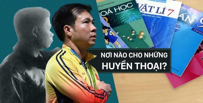 Vụ trưởng Thể thao: Cần đưa Hoàng Xuân Vinh vào sách giáo khoa