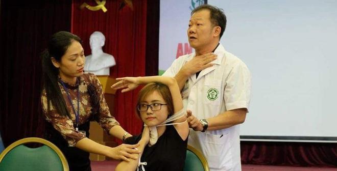 Hướng dẫn chính xác các bước sơ cứu khi bị cắt đứt mạch máu