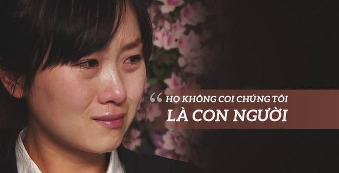 """Cuộc sống """"địa ngục trần gian"""" của cô dâu Triều Tiên ở Trung Quốc"""