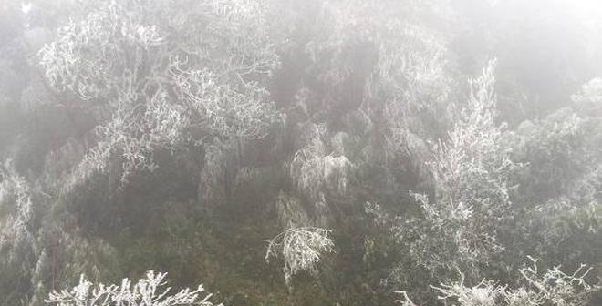 Miền Bắc có khả năng xảy ra băng giá và mưa tuyết
