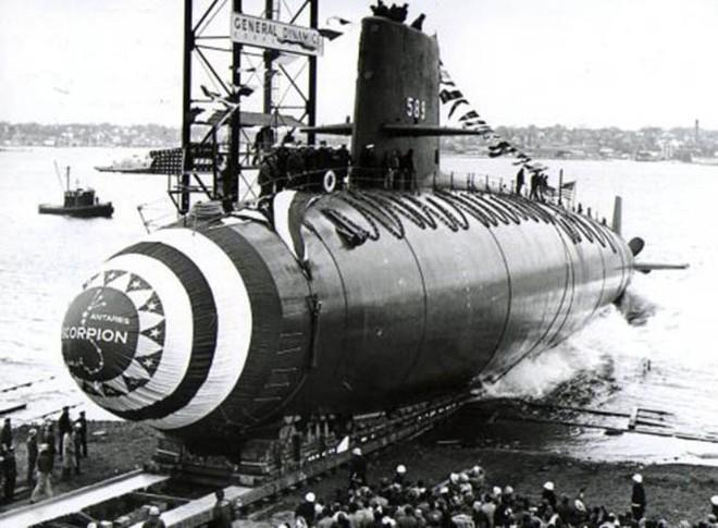 Cuộc săn lùng tàu ngầm ma khiến cả Mỹ và Liên Xô choáng váng - Ảnh 4.