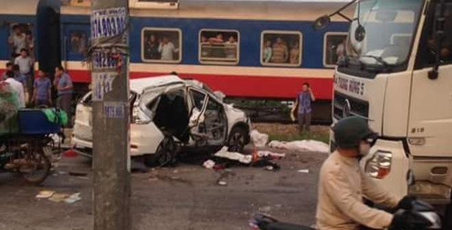 Danh tính các nạn nhân vụ tai nạn tàu hỏa kinh hoàng tại Hà Nội