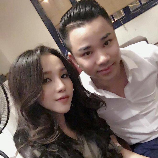 Sụp đổ sau khi chia tay Linh Miu, Hữu Công lại thân mật với hot girl Linh Kiu - Ảnh 3.
