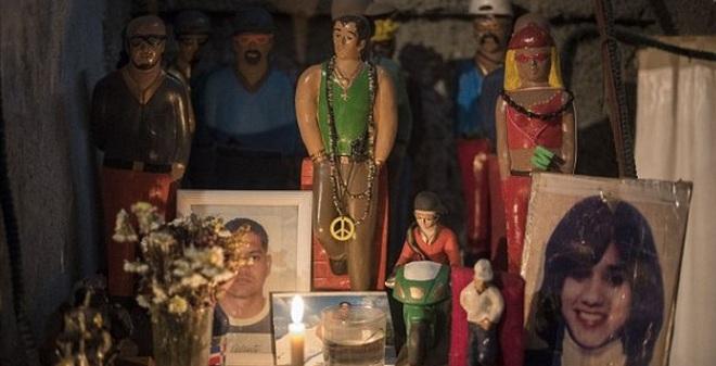 Người dân Venezuela tuyệt vọng cậy nhờ vào tà thuật để chữa bệnh