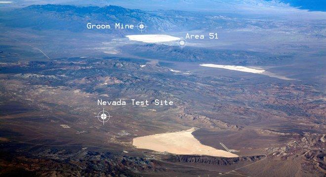 Bí mật chưa từng tiết lộ về Khu vực 51 tối mật của Mỹ - Ảnh 1.