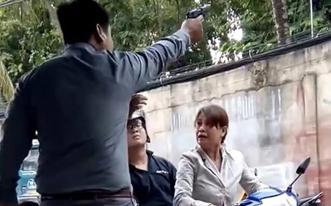 Giám đốc Cty bảo vệ nổ súng khi có người đến đòi tiền lương