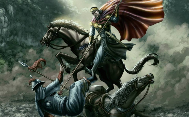 Bản án kỳ lạ, đầy oan nghiệt giáng xuống đầu 2 dũng tướng là  bố vợ của vua