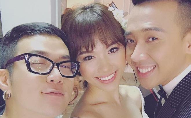 Lộ ảnh Trấn Thành – Hari Won đi chụp ảnh cưới
