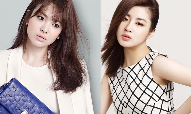 Vừa công khai hẹn hò Hyun Bin, Kang Sora đã bị so sánh với Song Hye Kyo - Ảnh 17.