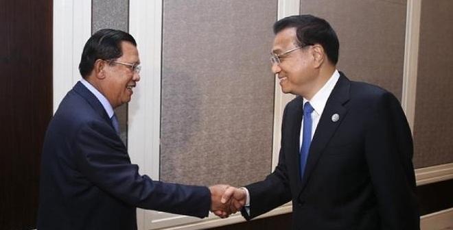 Hé lộ chi tiết bị lược trong cuộc gặp Lý Khắc Cường - Hun Sen