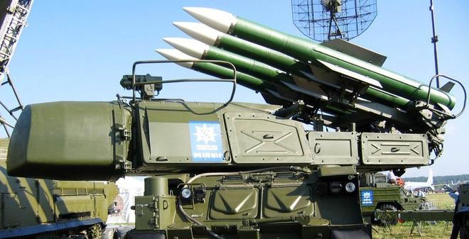 Thời cơ để Việt Nam sở hữu Buk-M2 giá rẻ đã tới!