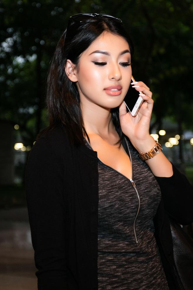 Xuất hiện ở VN, em gái Jennifer Phạm gây ngỡ ngàng vì vẻ xinh đẹp - Ảnh 13.