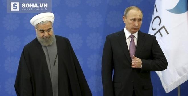 """Nga bắt đầu """"quay lưng"""" với Iran ở Syria từ bao giờ?"""