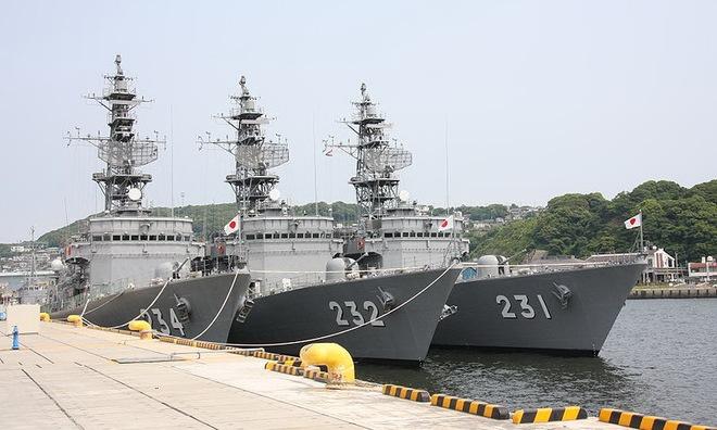 Sau P-3C, Việt Nam sẽ được Nhật Bản viện trợ tàu chiến cũ? - Ảnh 3.