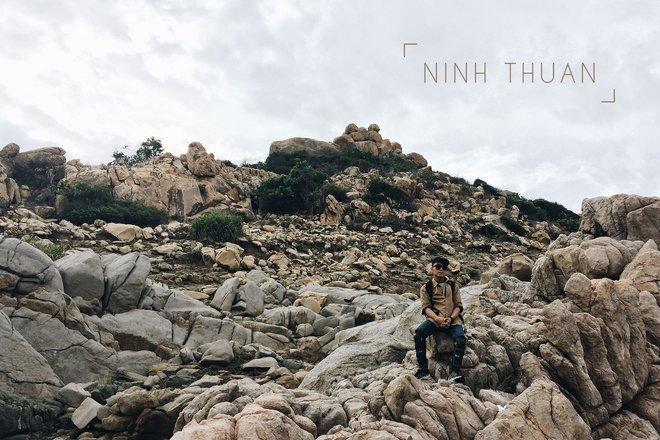 Bộ ảnh phượt 20 ngày - 4000km lạ lắm của chàng sinh viên - Ảnh 2.