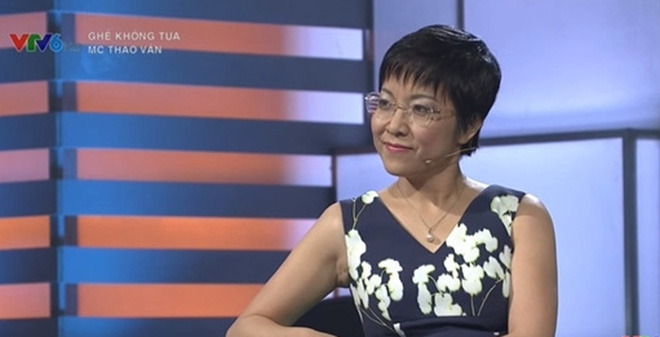 MC Thảo Vân mở lòng sau hôn nhân tan vỡ