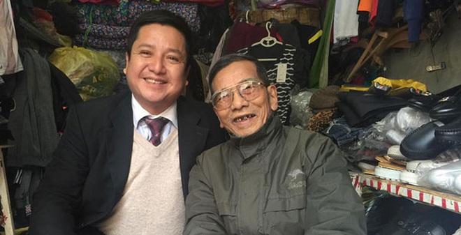 Xót xa tâm thư nghệ sĩ Chí Trung gửi người đồng nghiệp nghèo
