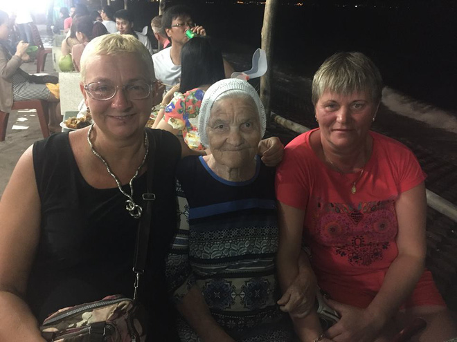 Cụ bà 89 tuổi người Nga bất ngờ bị ghen tị sau khi đến Việt Nam - Ảnh 2.