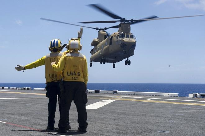Nga đưa tàu gián điệp đến vùng biển Hawaii, giám sát Mỹ tập trận - Ảnh 1.