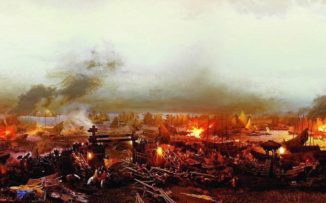 Hỏa chiến đầm Thị Nại: Trận Xích Bích dữ dội trong lịch sử VN - Ảnh 3.
