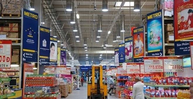 """Nhìn lại chiến lược """"đánh chiếm"""" thị trường Việt Nam thành công của Metro"""