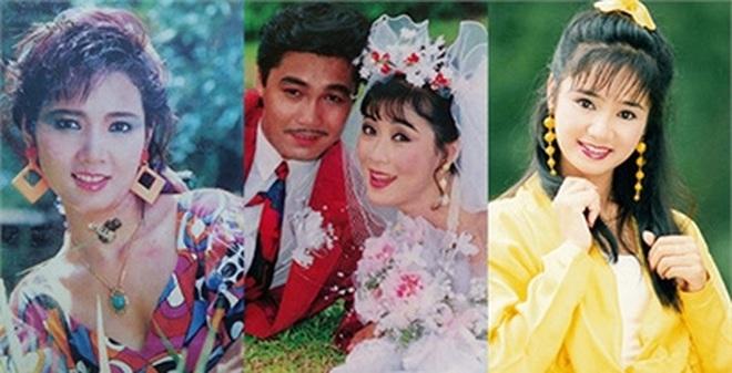 Ảnh lịch đẹp nhất một thời của Việt Trinh, Diễm Hương, Diễm My