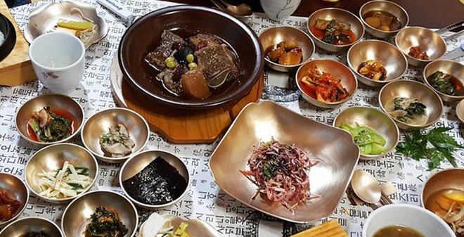 Nhà giàu Triều Tiên thường ăn gì?
