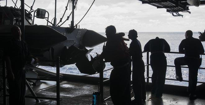 Báo Mỹ: Trung Quốc sẽ không lùi bước trên biển Đông