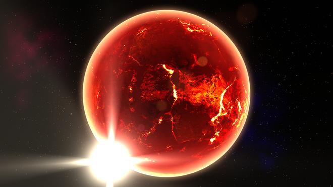 Mặt Trời có thể hủy diệt Trái Đất sớm hơn chúng ta nghĩ! - Ảnh 1.