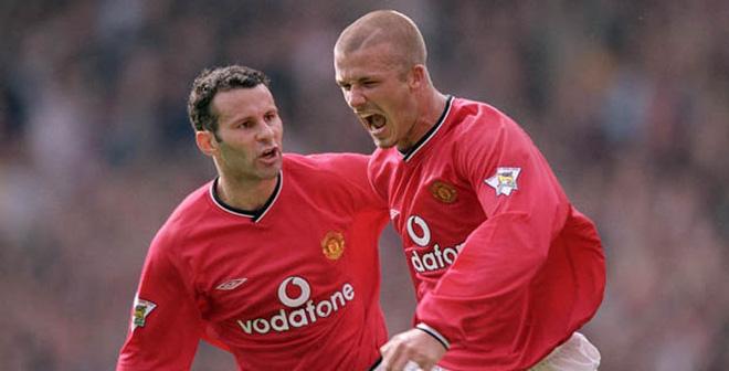 """Beckham, Giggs sẽ không """"có đất dung thân"""" trong bóng đá hiện đại"""