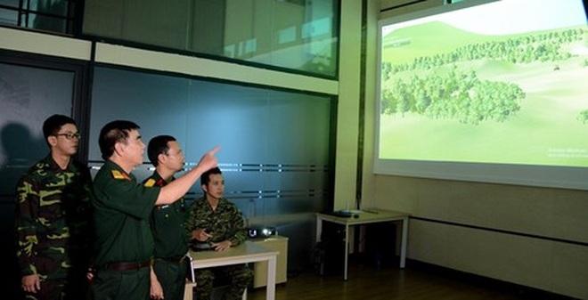 Làm chủ công nghệ quân sự, sẵn sàng cho mọi nhiệm vụ