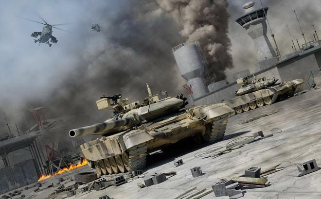 Mua xe tăng T-90: Lời cảnh báo đanh thép, sẵn sàng đập tan những âm mưu đen tối!