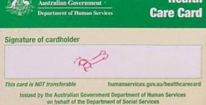 Đấu tranh 5 năm để giành quyền sử dụng 'của quý' làm chữ ký