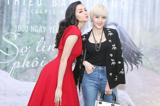 Chị em Phương Linh gợi cảm lấn át Thiều Bảo Trang - Ảnh 5.