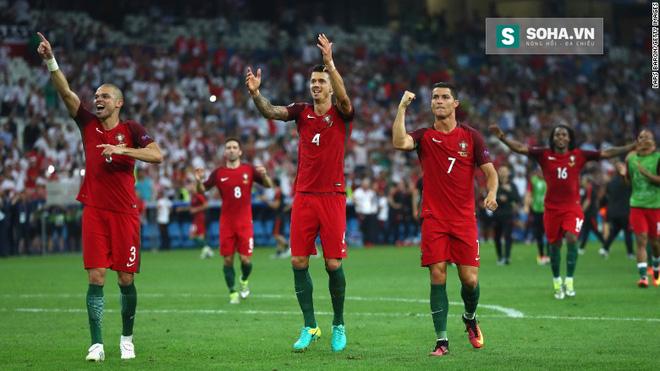 """""""Bí kíp xấu xí"""" của Mourinho sẽ cứu rỗi Bồ Đào Nha - Ảnh 3."""
